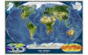 انتشار جغرافیایی زالو